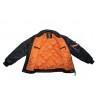 Куртка CWU, Black з нашивками 40 БрТА